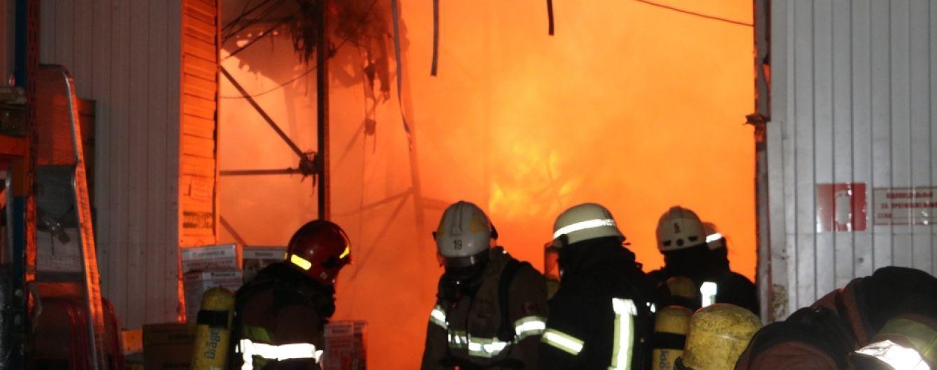 """Спасатели только через сутки потушили пожар возле """"Лесной"""""""