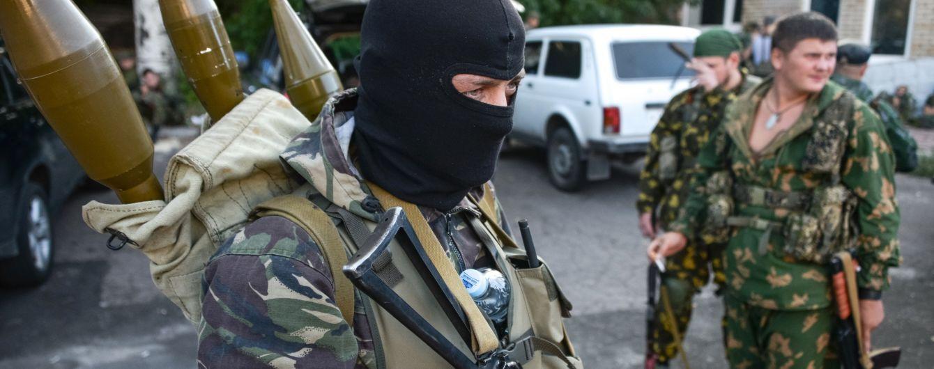 Боевики в зоне ООС наращивают количество обстрелов во время перемирия