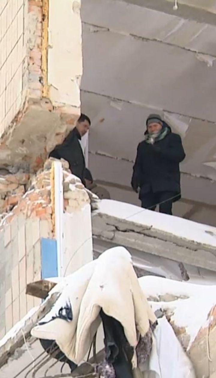 """""""Полевая кухня"""" отправилась в Фастов, чтобы помочь жителям дома, где из-за взрыва газа обрушился целый подъезд"""