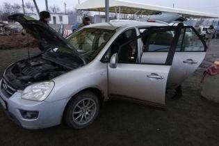 На Донетчине местный житель пытался привезти с оккупированной территории взрывчатку