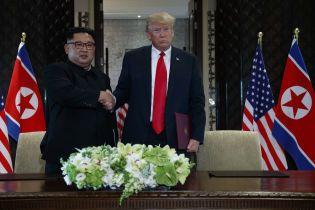 """Трамп убежден, что КНДР может стать """"экономической ракетой"""""""