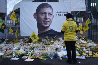 Уламки літака зі зниклим футболістом Салою знайдені на дні Ла-Маншу