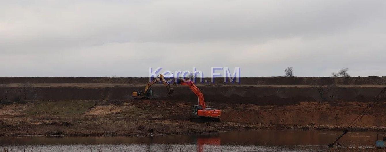 Экологическая катастрофа в Крыму. В воздухе в четыре раза превышен уровень опасных веществ