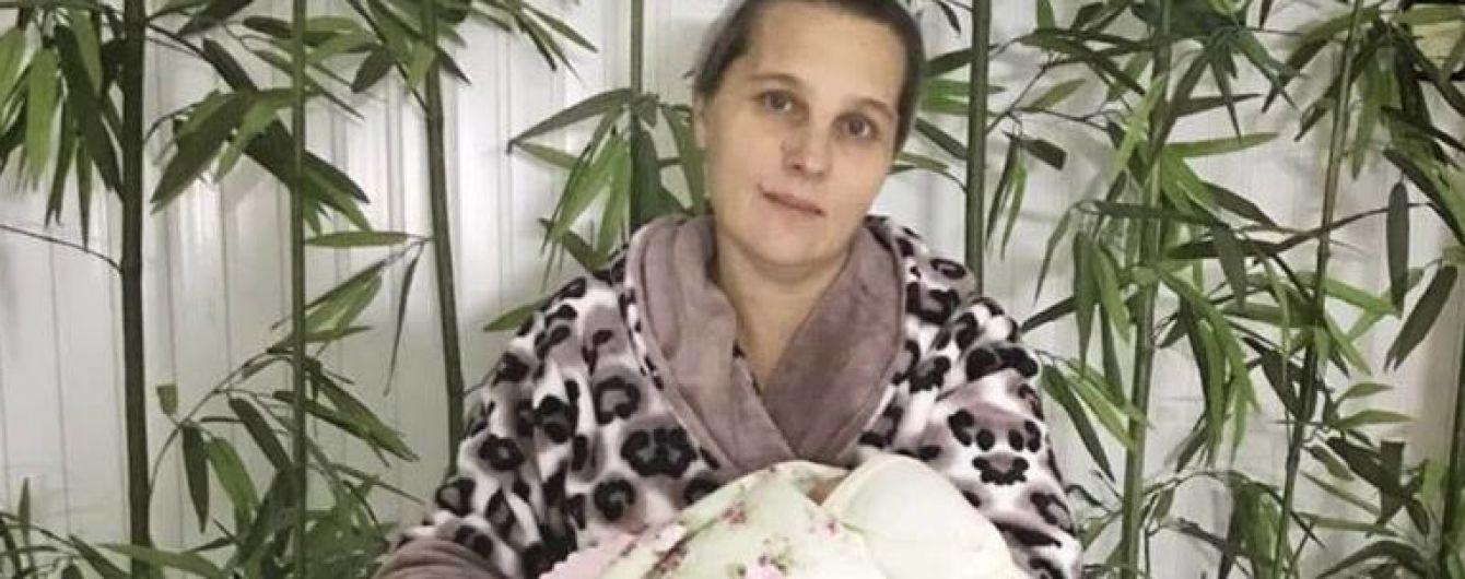В Днепре женщина родила четырнадцатого ребенка