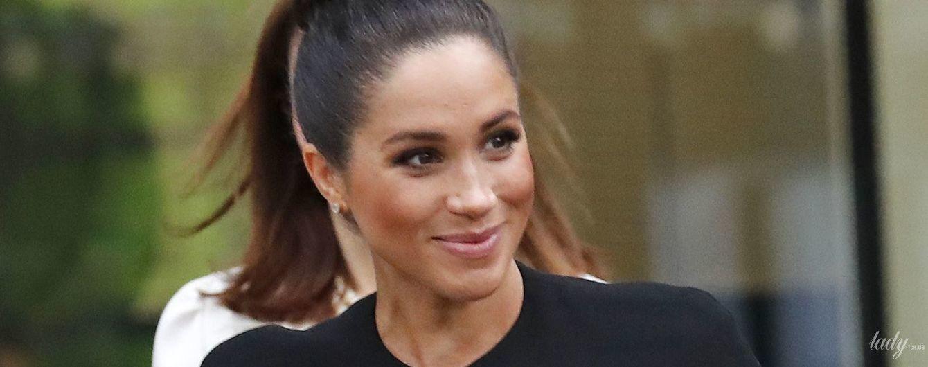 Это будет в апреле: стало известно, где будет рожать первенца герцогиня Сассекская