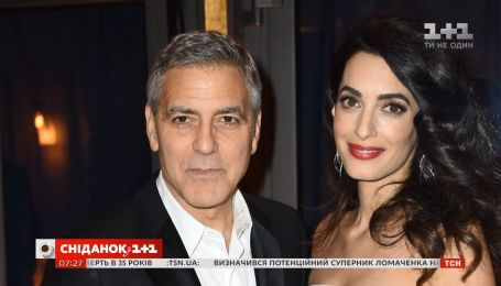Джордж и Амаль Клуни на грани развода