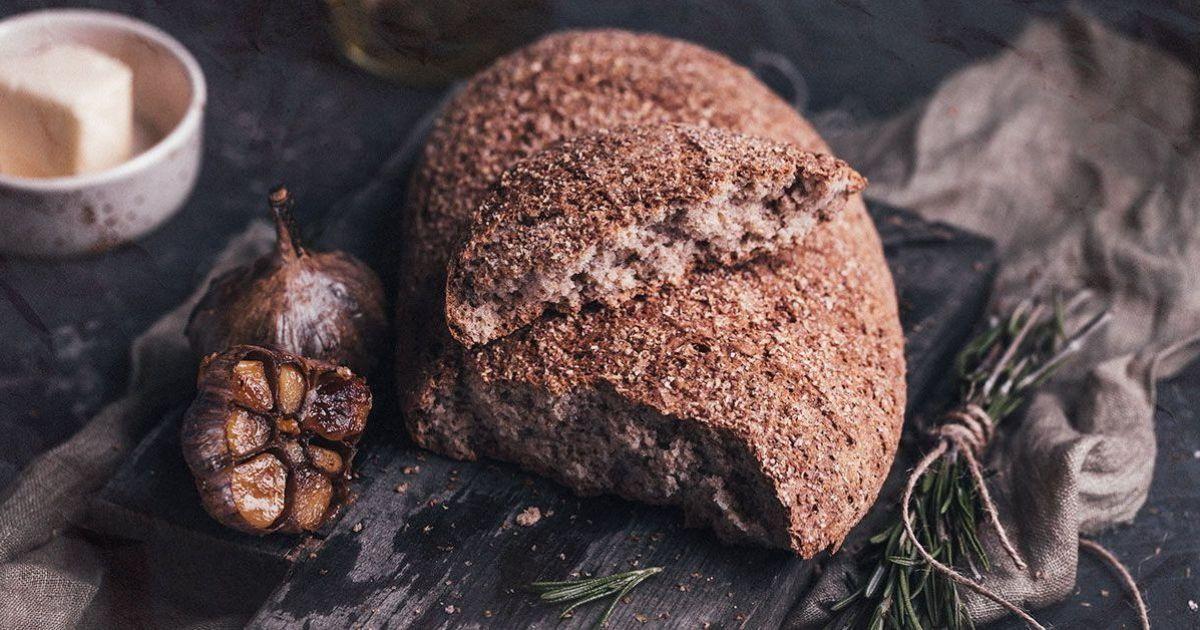 Англійський хліб Доріс Грант