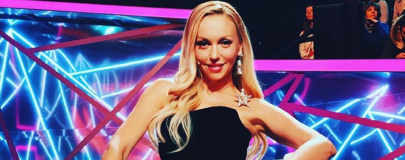 Оля Полякова в ультракоротком платье заворожила фанов образом куклы Барби