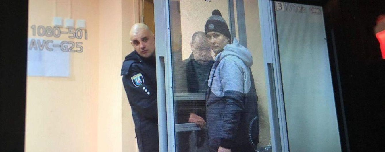 Суд взял под стражу мужчину, который выстрелил маленькому мальчику в лицо