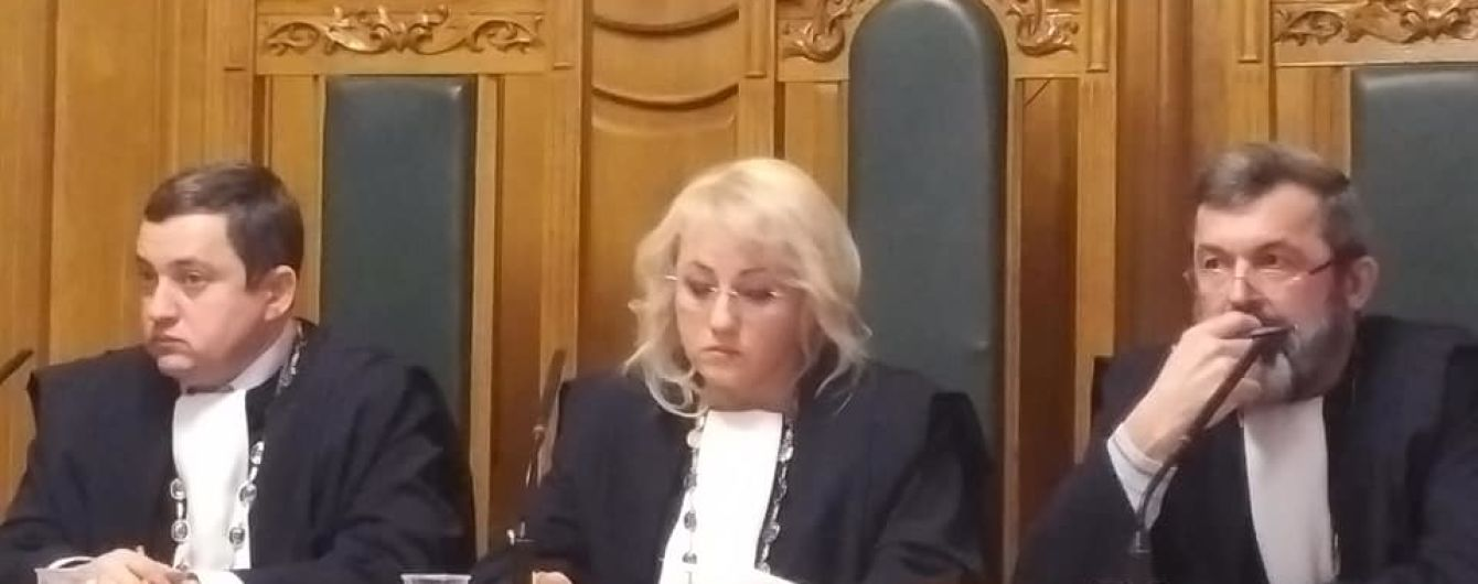 Дело Савченко-Рубана: судья Верховного суда Украины взяла самоотвод