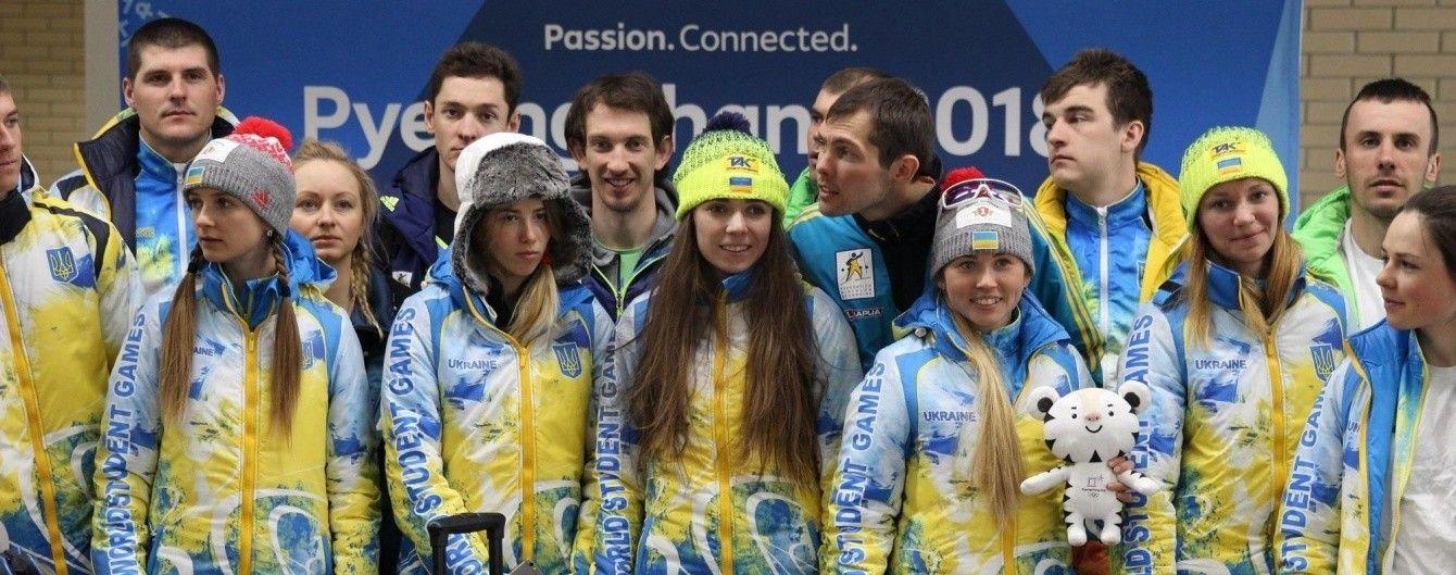 Украина выиграла 9 медалей на Универсиаде-2017: список призеров