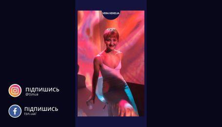 """Эксклюзив ТСН.ua: VERA KEKELIA показала день подготовки к нацотбору """"Евровидение"""""""