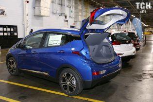 General Motors обещает серьезного электрического конкурента бензиновым авто