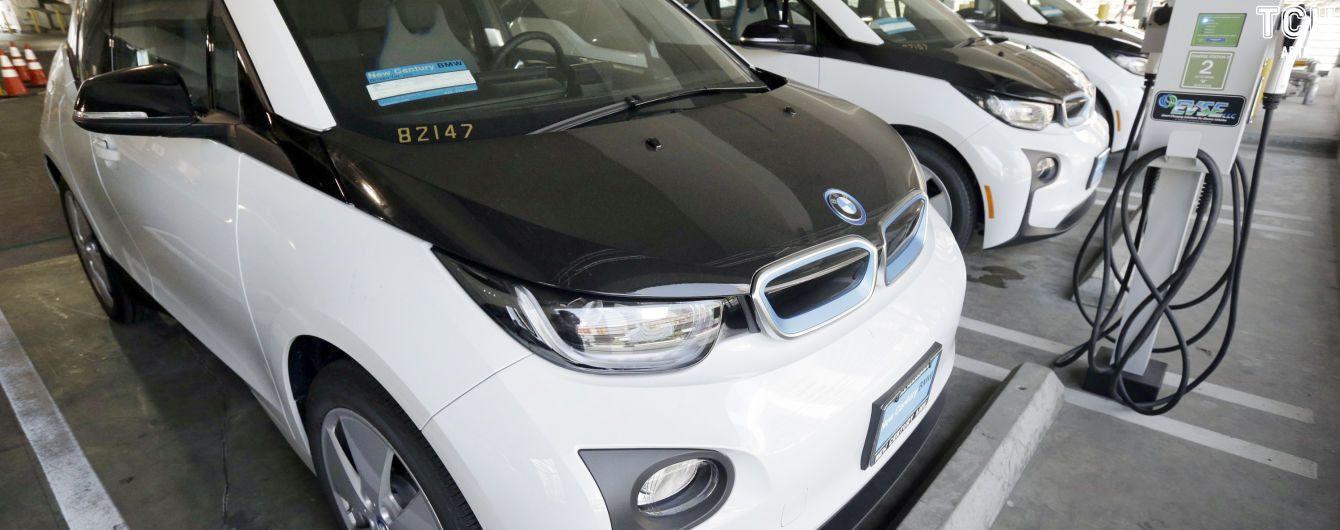 С июля владельцев электрокаров в Украине ждут новые улучшения