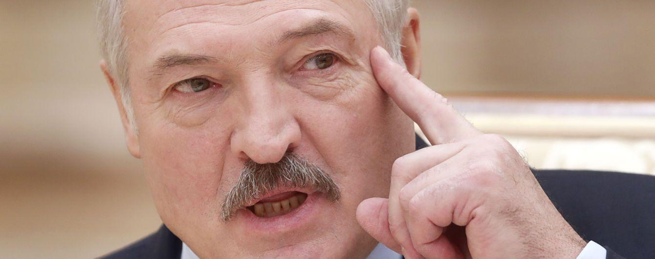 Лукашенко считает невозможным свержение власти в Беларуси