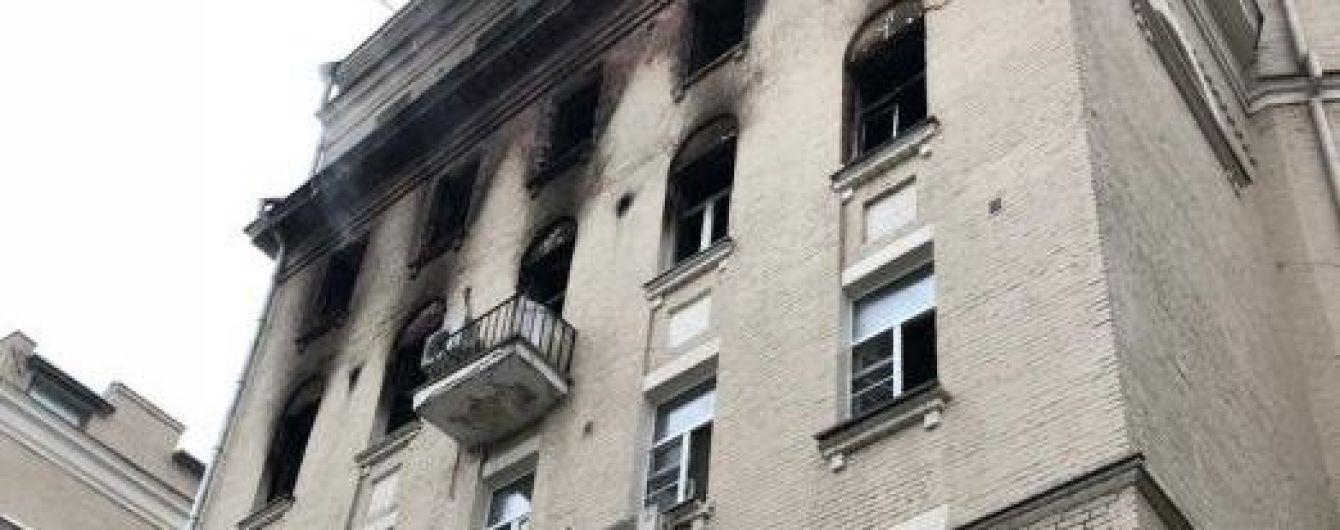 В Москве возросло количество погибших в пожаре в жилом доме: из-под завалов извлекли двух детей
