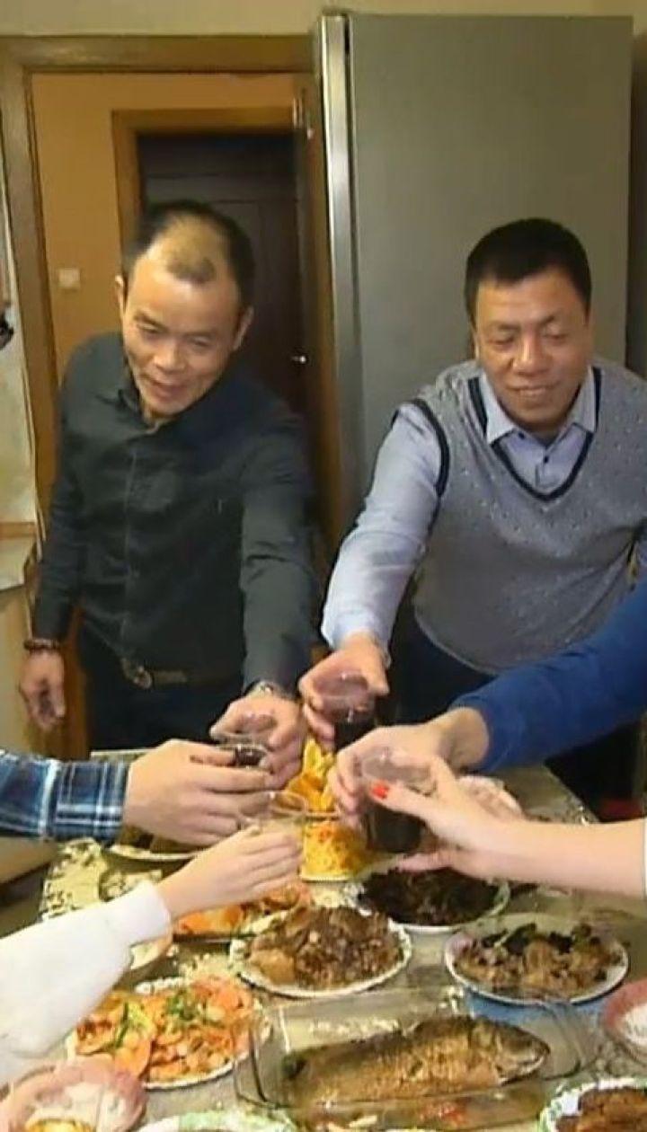 ТСН відзначила китайський новий рік у колі китайської родини в Києві