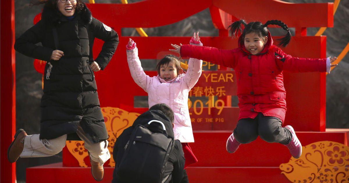 Свято весни: китайці зустріли Новий рік за місячним календарем
