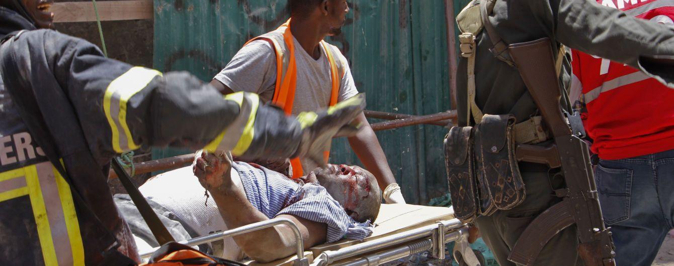 В Сомали взрыв авто унес жизни 11 человек