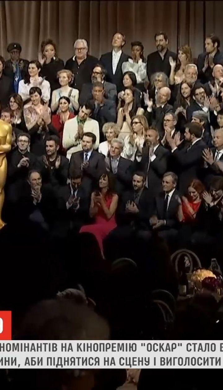 """""""Оскар-2019"""": победители получат лишь 90 секунд, чтобы произнести речь"""