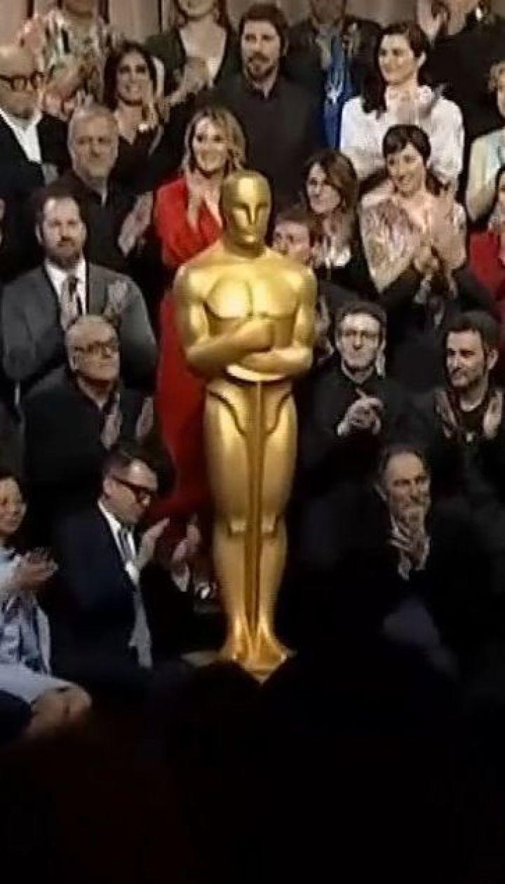 """""""Оскар-2019"""": переможці матимуть лише 90 секунд, аби виголосити промову"""