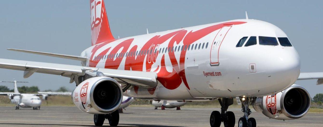 Італійська авіакомпанія у березні відкриє рейс із Києва до Генуї