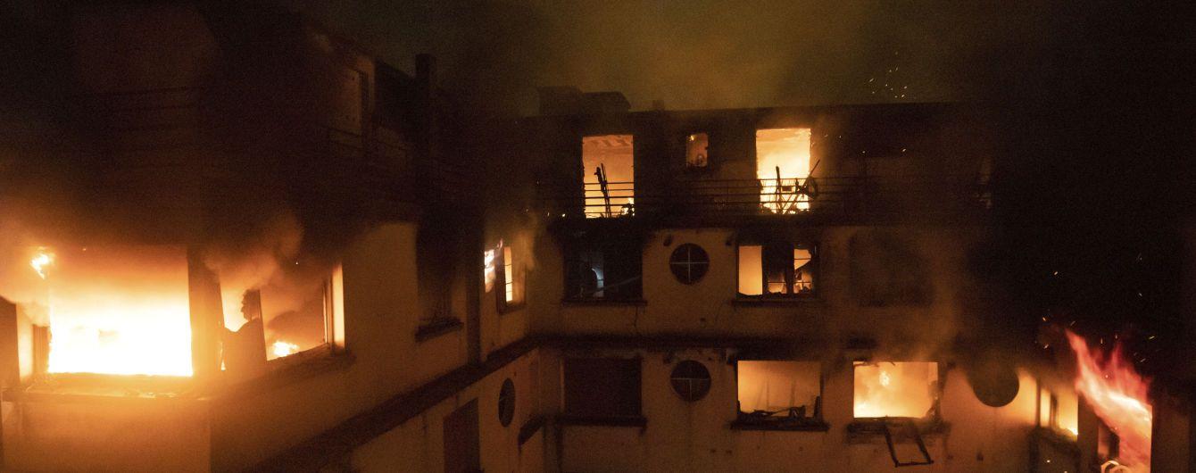 Смертельный пожар в жилом доме в Париже. Поджигательницей оказалась неуравновешенная жительница