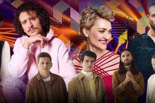 """""""Євробачення-2019"""": учасники першого півфіналу нацвідбору та їхні пісні"""