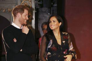 Неудобно получилось: мальчик случайно матюкнулся при принце Гарри и Меган