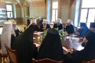 Патриарх Филарет продолжит руководить Киевской епархией – решение Синода ПЦУ