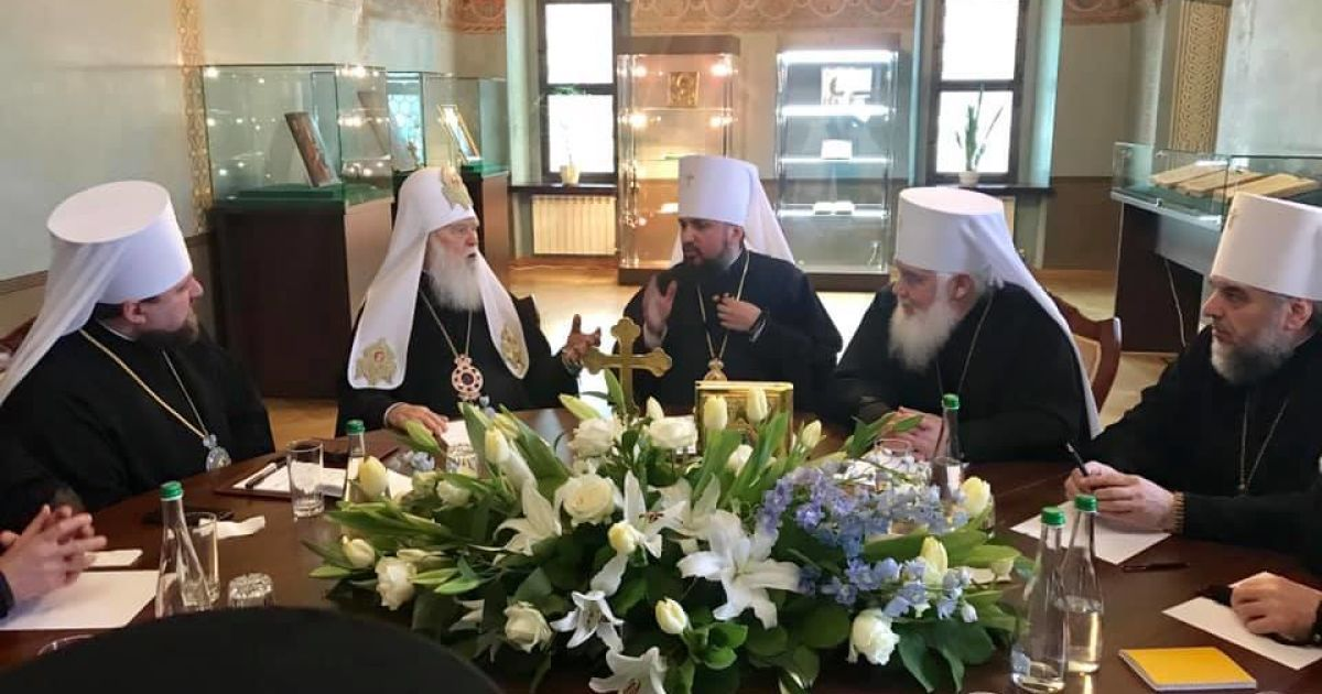 @ Православна Церква України/Facebook