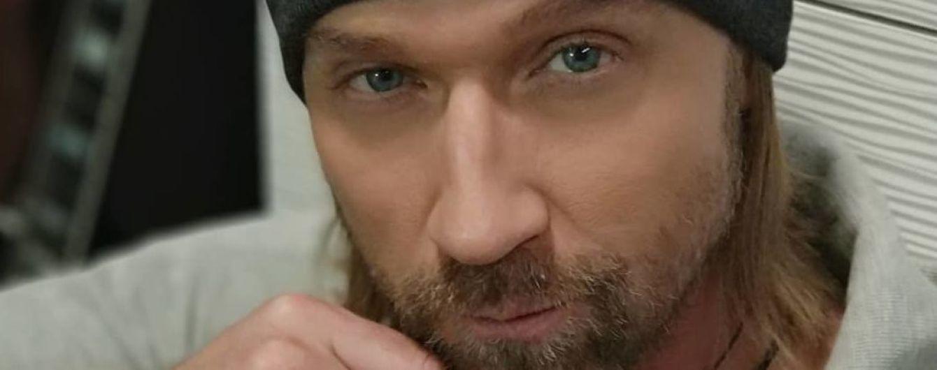 Битва образов Олега Винника: с бородой vs без бороды