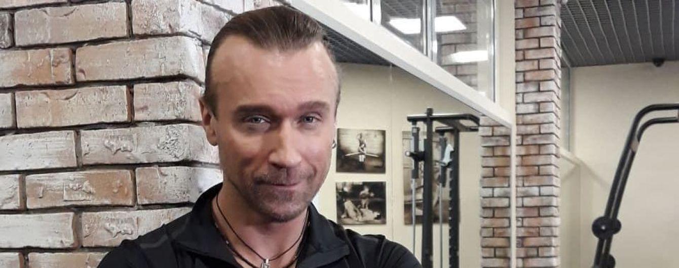 Бородач Олег Винник удивил брутальным образом
