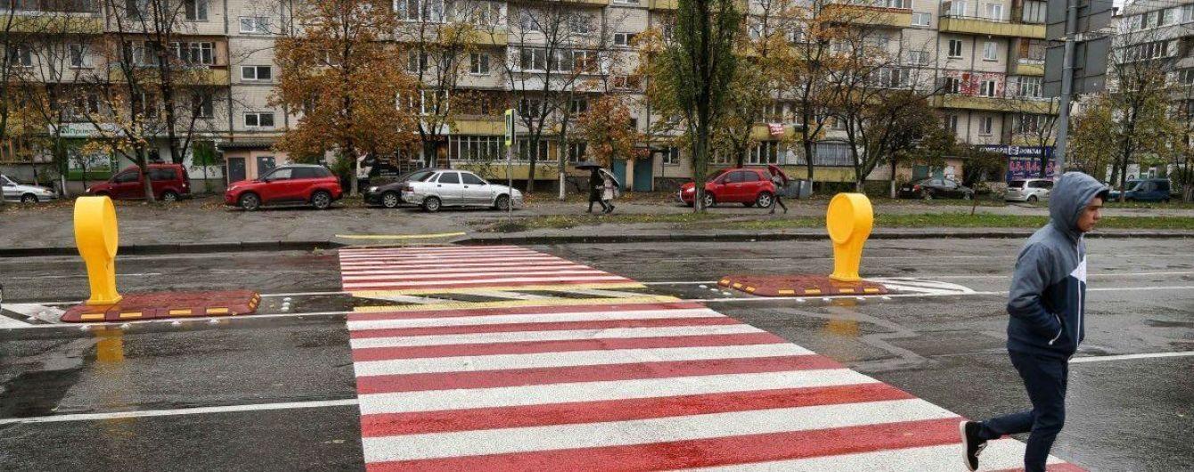 В Минрегионе предлагают проектировать косые пешеходные переходы