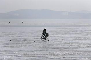 В Украину возвращаются морозы с мокрым снегом и гололедом