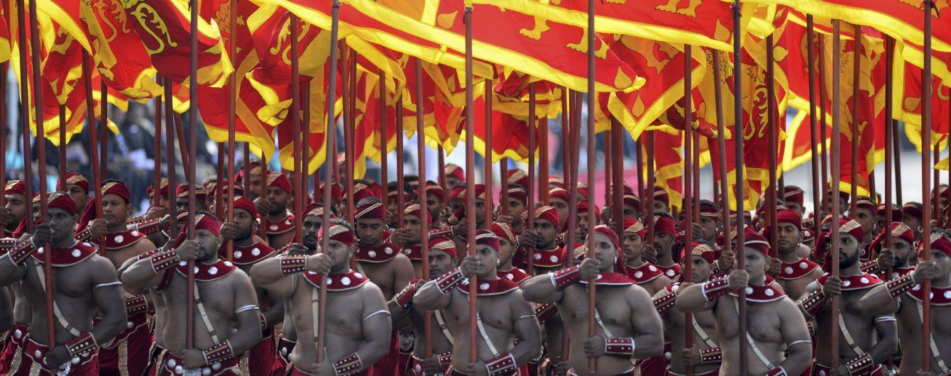 Шри-Ланка сделала бесплатными визы для украинцев