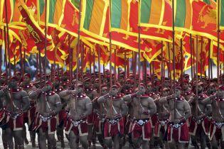 Шрі-Ланка зробила безкоштовними візи для українців