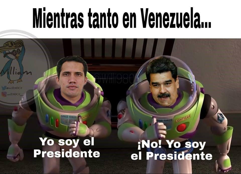 Мадуро, Гуайдо, для блогів
