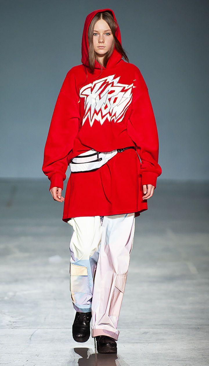 UFW  спортивные штаны и худи с надписями в коллекции ROUSSIN by ... dd29e95f73992