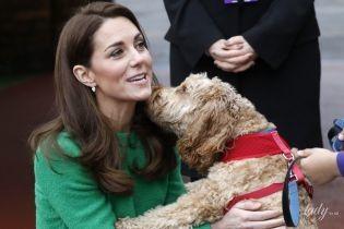 Это так мило: герцогини Сассекская и Кембриджская в объятиях собак