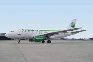 Авиакомпания Germania объявила о банкротстве