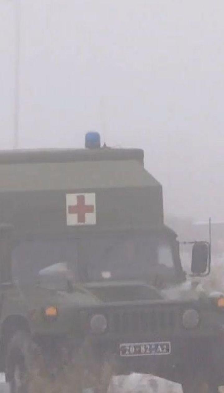 На Донбассе от пули снайпера погиб украинский боец