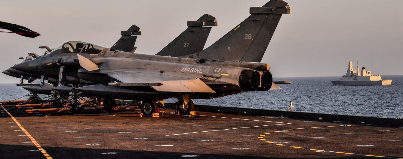 Франция провела редкую симуляцию миссии ядерного сдерживания