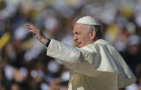 """Папа Франциск відредагував італійський текст молитви """"Отче наш"""""""