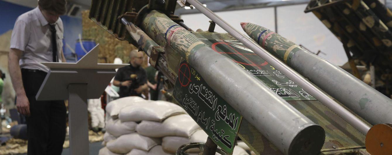 """Міноборони РФ вирішило влаштувати залізничний тур країною з """"військовими трофеями"""" із Сирії"""