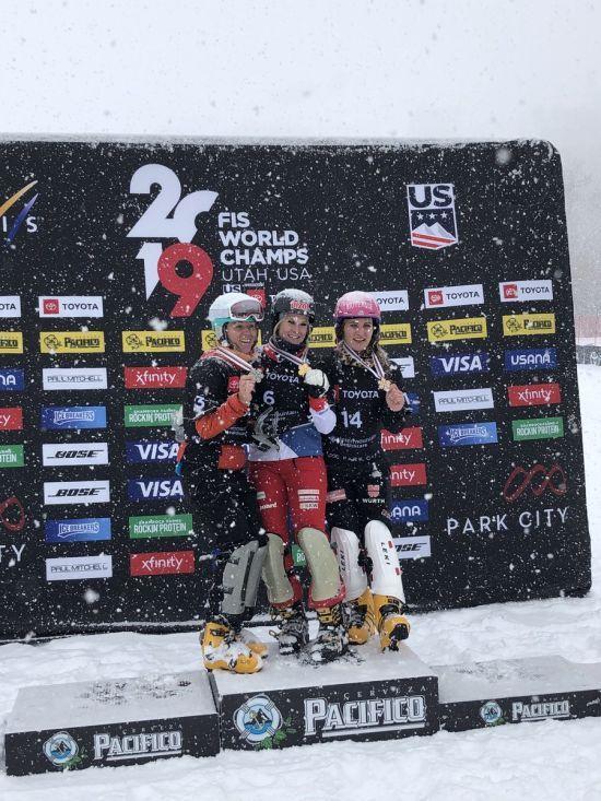 Україна вперше в історії виграла медаль зі сноубордингу на чемпіонатах світу