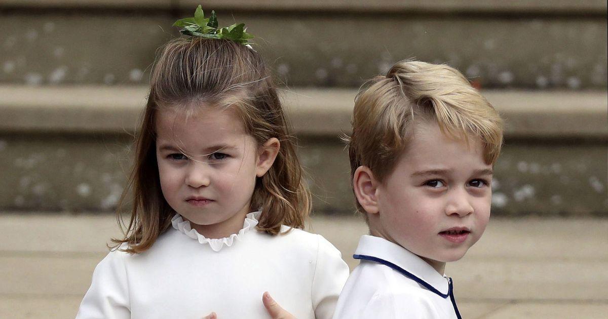 Принцесса Шарлотта любить оливки, а принц Джордж допомагає готувати пасту - герцогиня Кейт