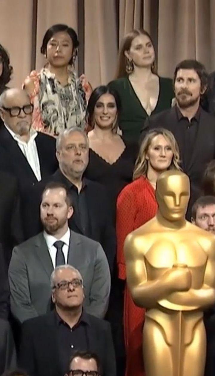 """Усі номінанти на """"Оскар-2019"""" зібралися на ланчі кінопремії"""