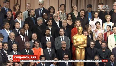 Все номинанты на Оскар-2019 собрались на ланче кинопремии