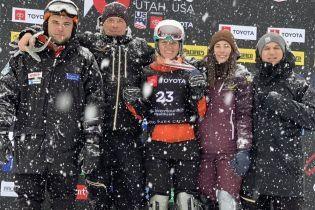 Сноубордистка Данча, которая вошла в историю Украины: за 10 лет наконец-то такой высокий результат
